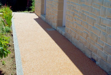 terrasse et escalier en moquette de marbre roul autour d une rev tements de sol r sine. Black Bedroom Furniture Sets. Home Design Ideas